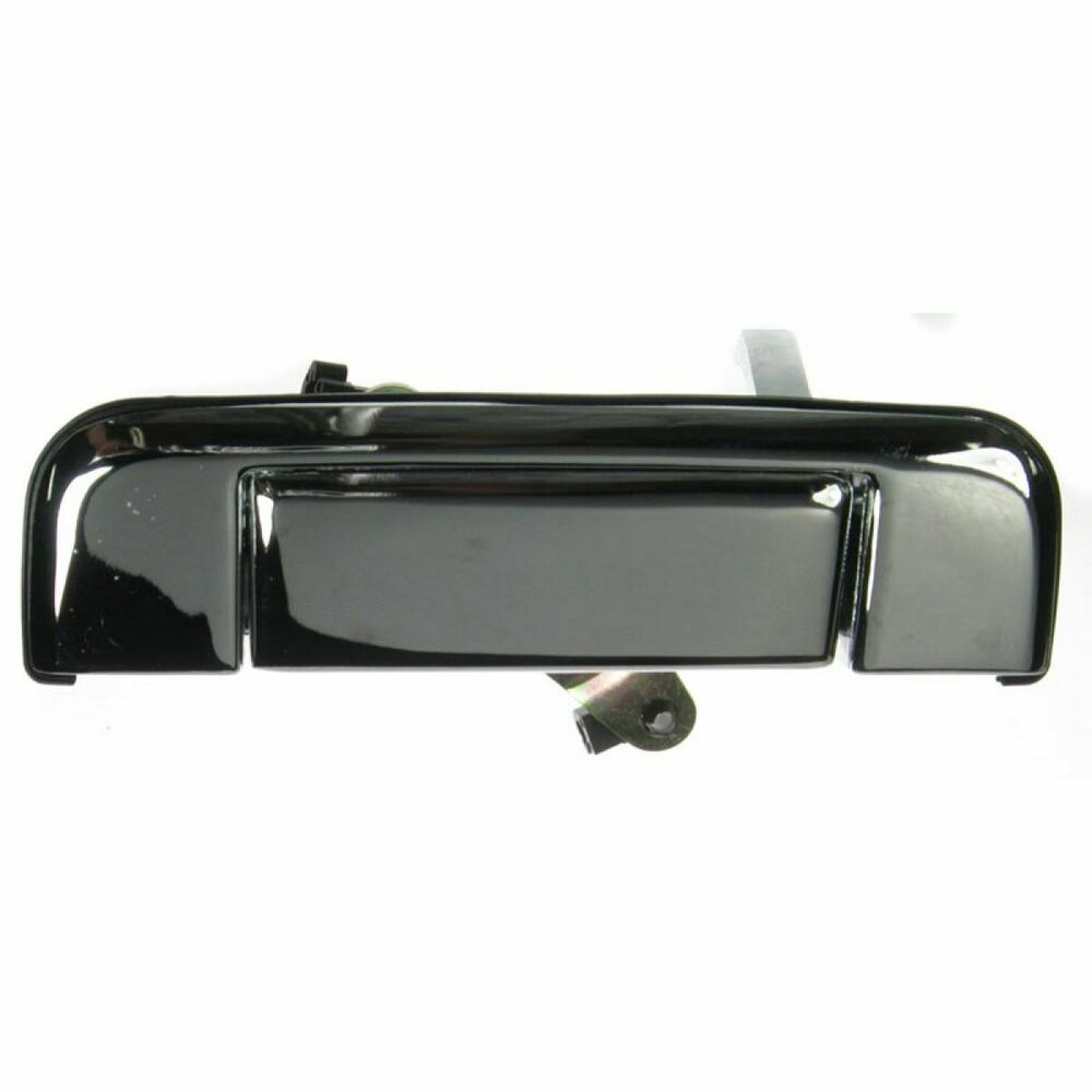 Tailgate Tail Gate Handle Chrome Metal Rear For 89 95