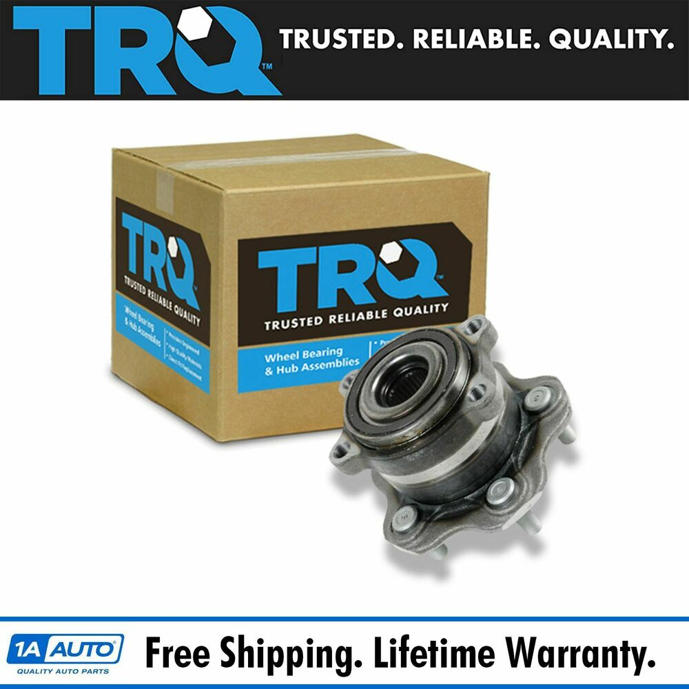 2019 Toyota Camry Hub Bearing Assembly Rear Axle Left: Rear Wheel Bearing Hub Assembly Left Or Right For Nissan