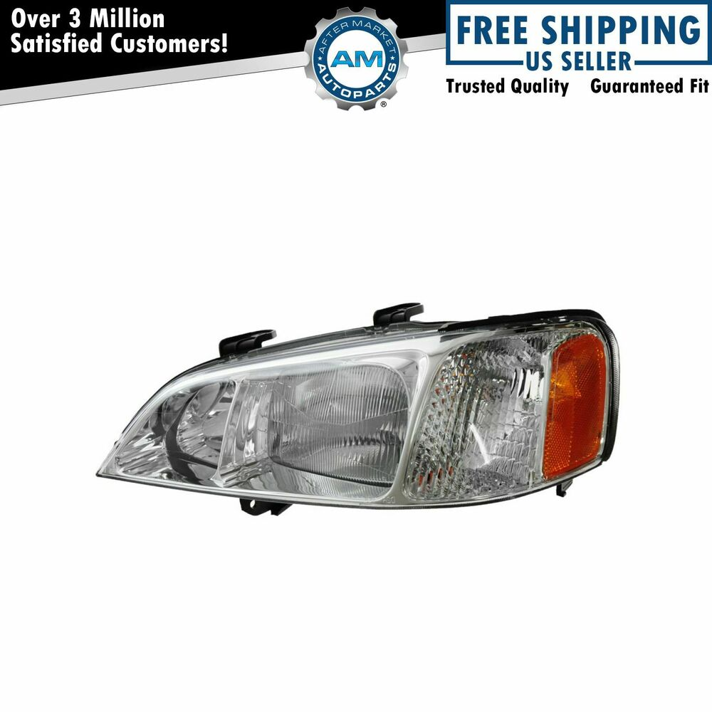 Headlight Headlamp Driver Side Left LH NEW For 99-01 Acura