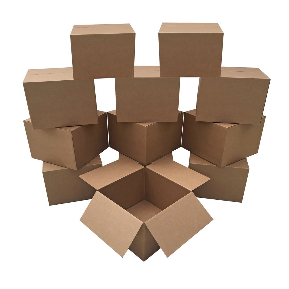 moving boxes 12 large moving boxes 20x20x15 inches. Black Bedroom Furniture Sets. Home Design Ideas