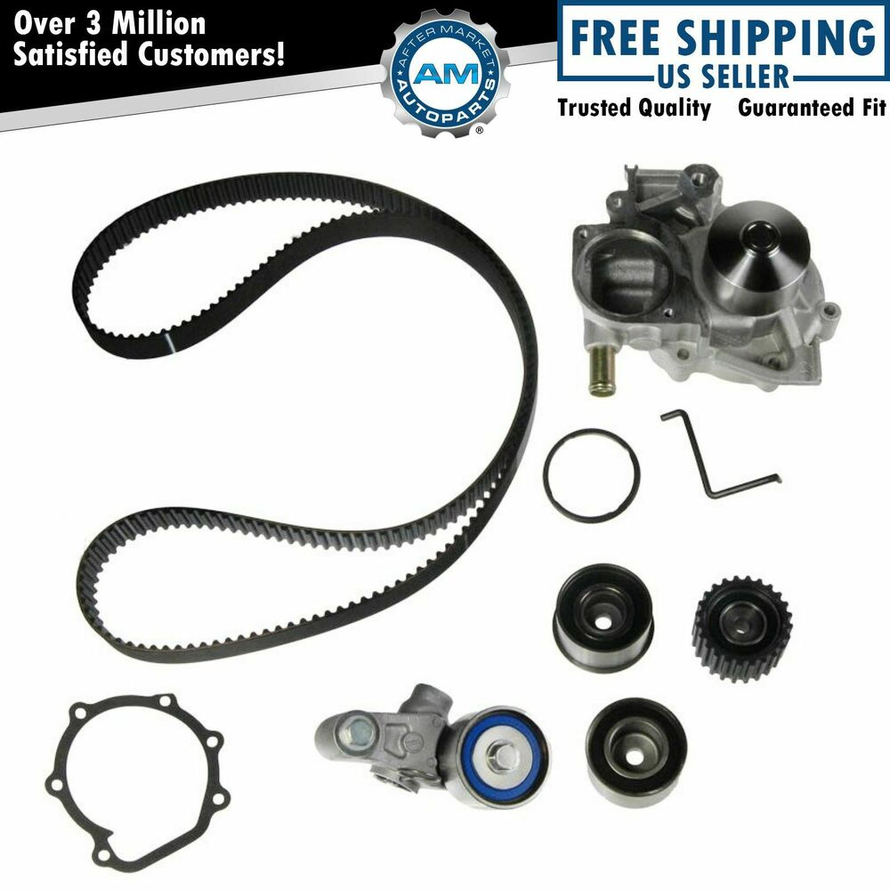Gates Timing Belt Kit W   Water Pump For Forester Impreza