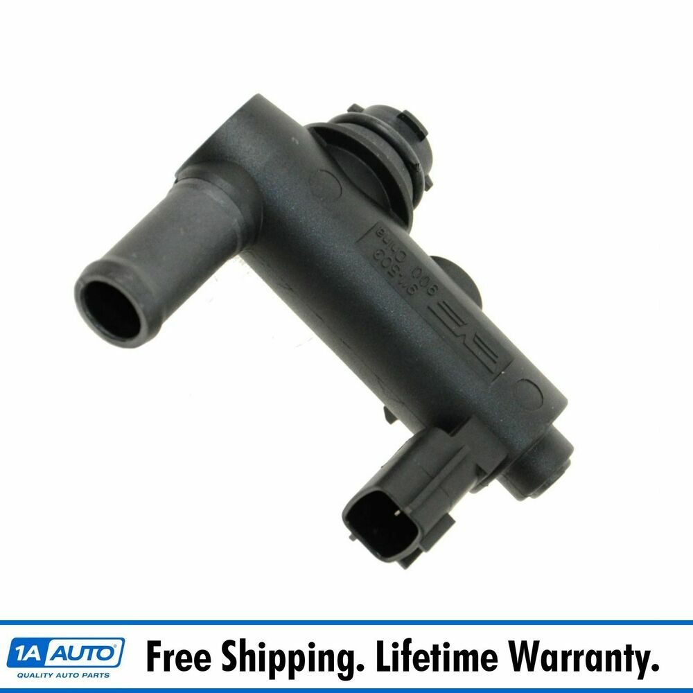 S L on Nissan Frontier Evap Canister Vent Control Valve