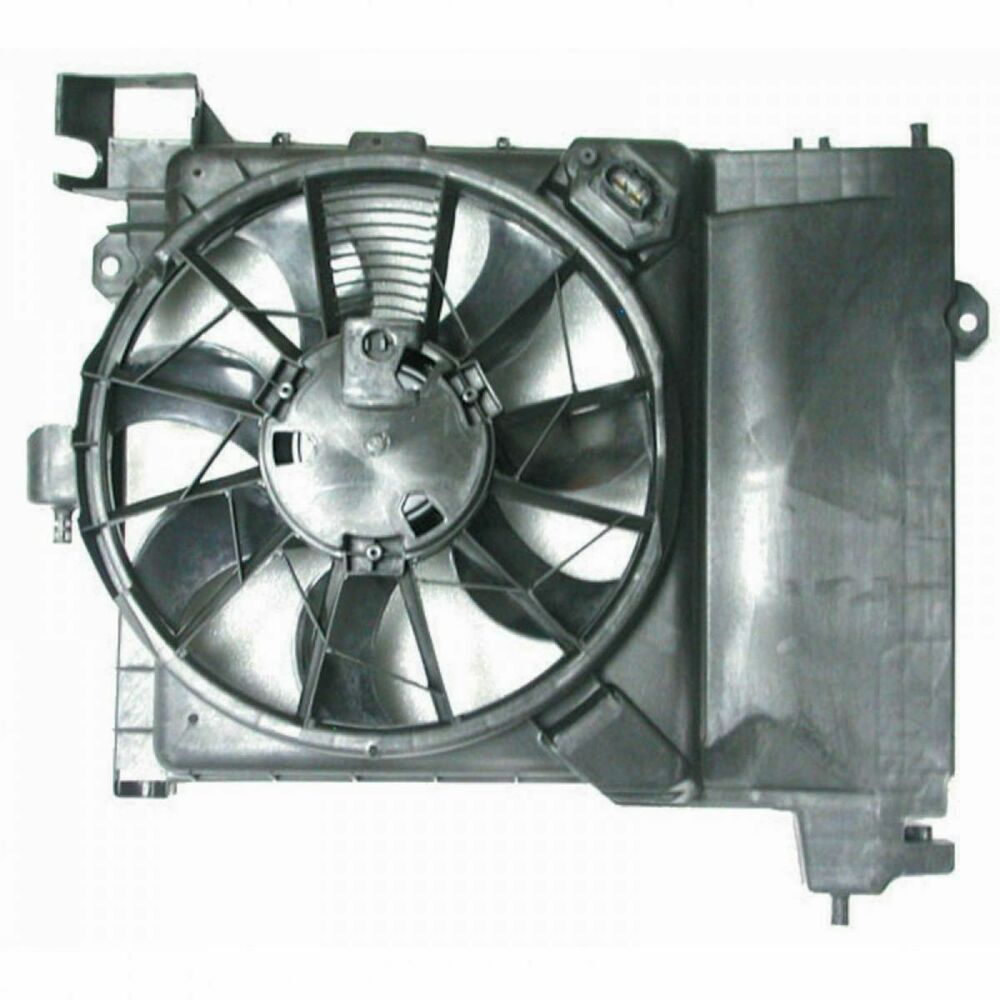 Radiator Cooling Fans : Complete radiator cooling fan assembly for dodge durango