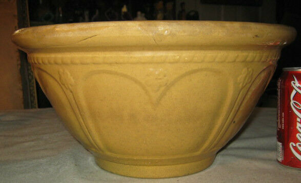 country kitchen ware antique country kitchen primitive yellowware mixing 2925