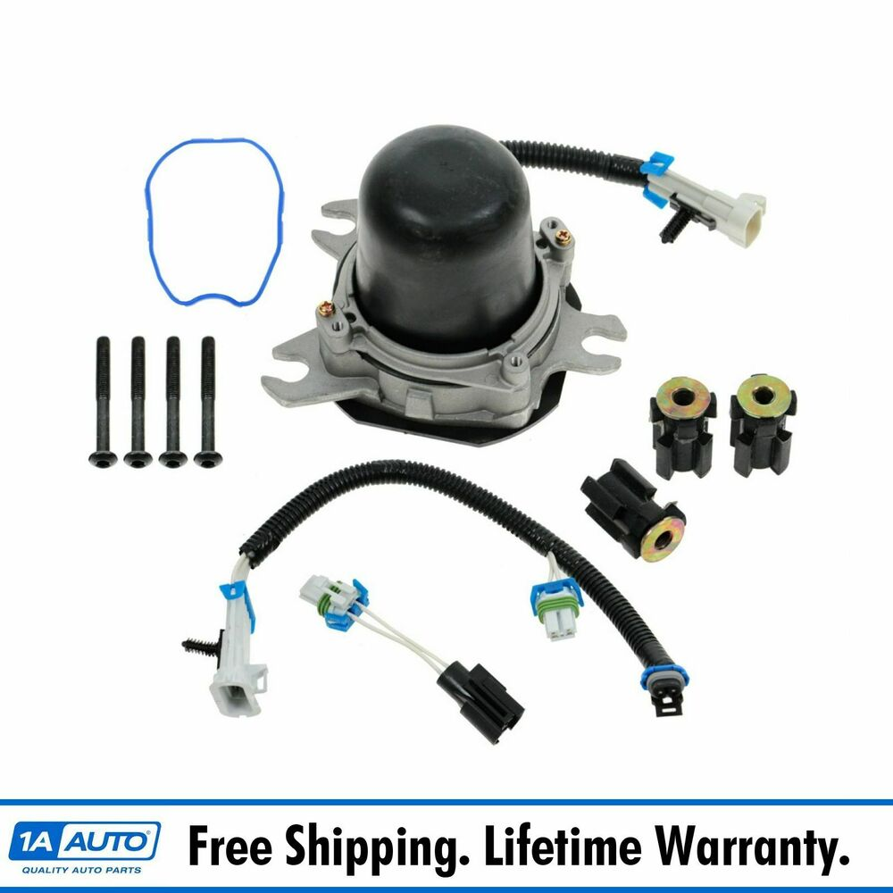 Electric Air Pump Motor A I R Smog 12555164 For Gmc Chevy Ford Pickup Truck Ebay
