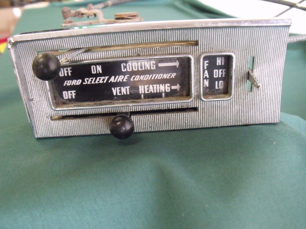 1957 ford air conditioning for Air conditioner bracket law