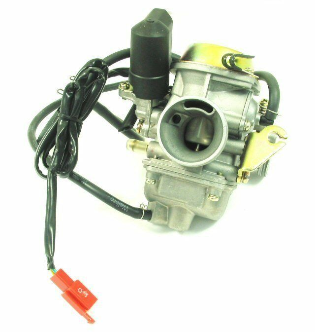 Moped Carburetor Parts : Stroke scooter moped cc engine gy cv