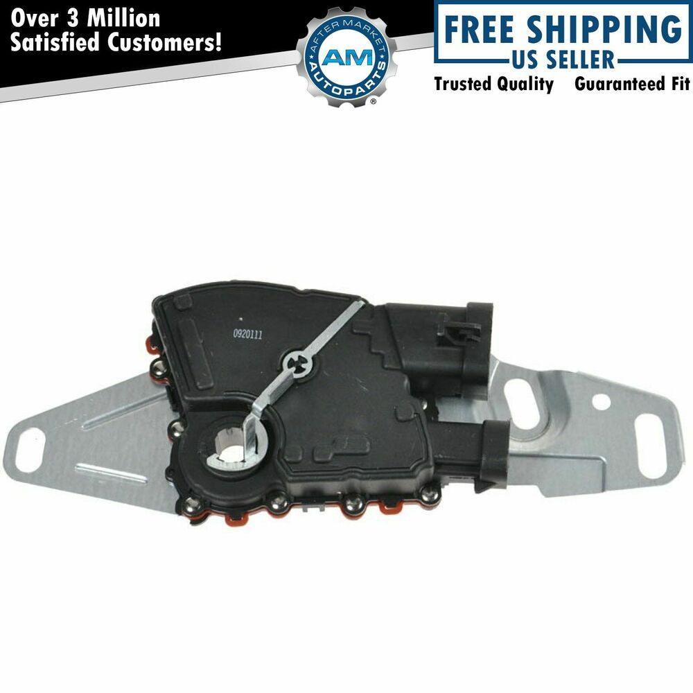 2012 Chevrolet Suburban 1500 Transmission: Neutral Safety Switch For Chevy GMC Astro Truck Van W