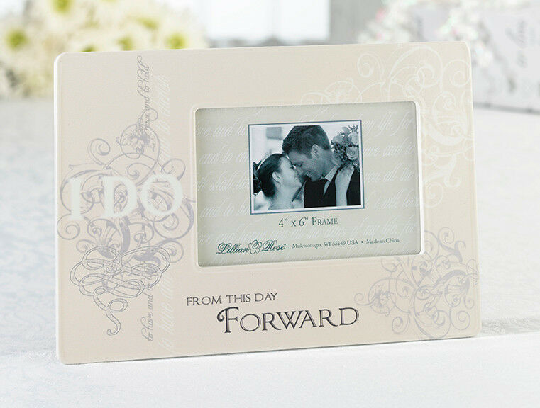 Wedding Gifts Picture Frames : ... picture frame wedding photo frame Bride gift wedding gifts eBay
