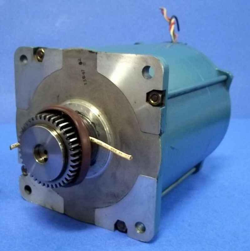 Warner electric 3a slo syn explosion proof motor x1500 no for Electric motor connection box