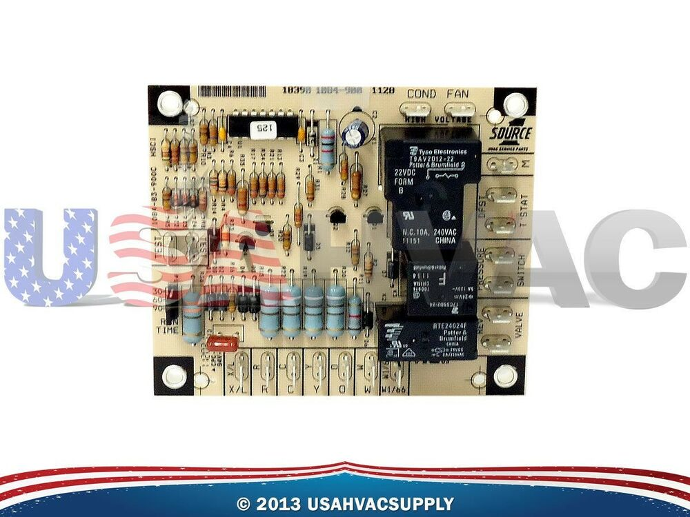 Luxaire York Coleman Evcon Furnace Control Board 031