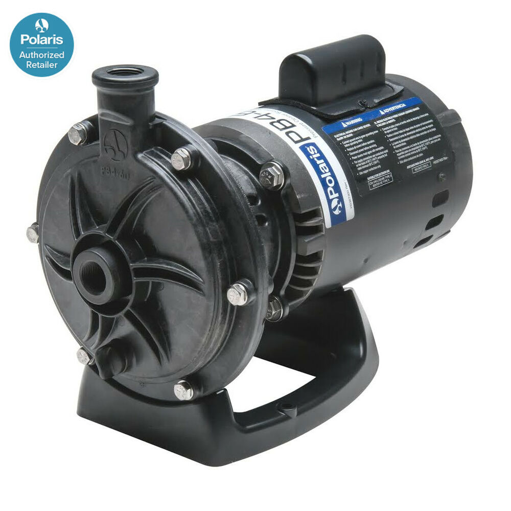 Polaris Pb4 60 Booster Pump 3 4hp For Pressure Pool