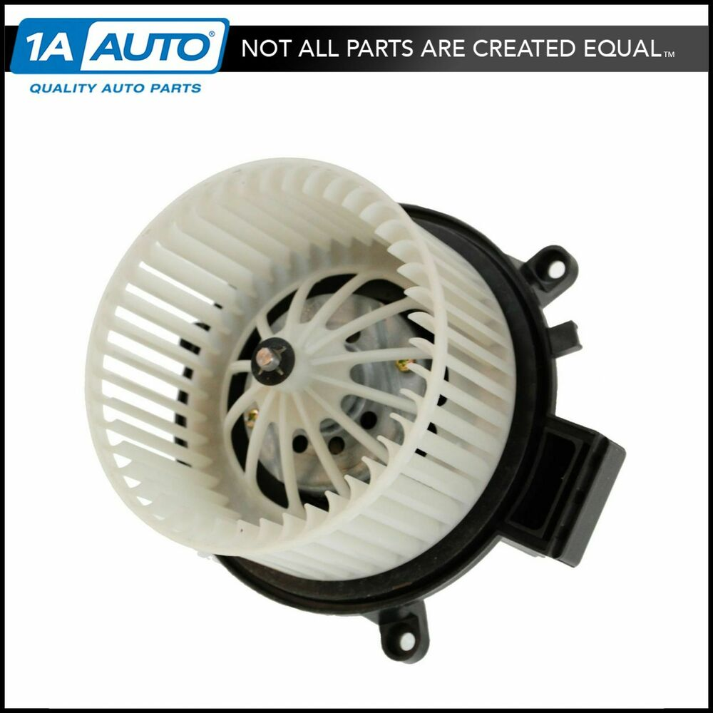 Heater Blower Motor Rear For 01 13 Caravan Town Country