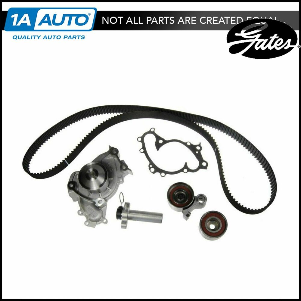 Toyota Camry Timing Belt Replacement: GATES Timing Belt Kit W/ Water Pump V6 Set For Camry ES300
