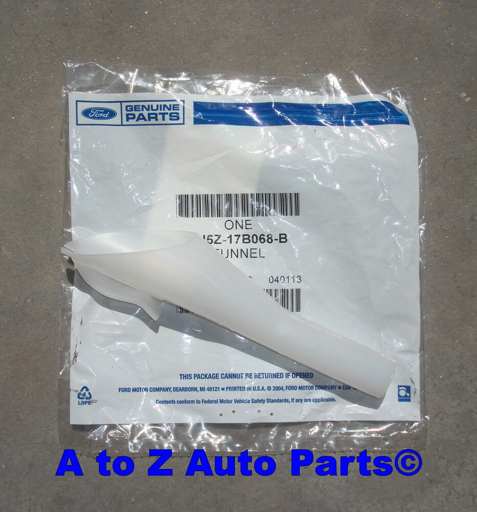 New 2008 2016 Ford Lincoln Mercury Capless Fuel Filler