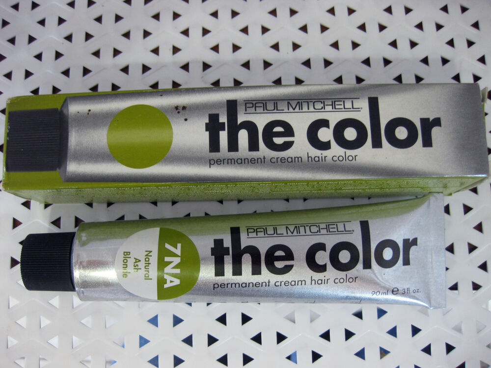 Paul Mitchell The Color Permanent Cream Hair Color Na Series Green