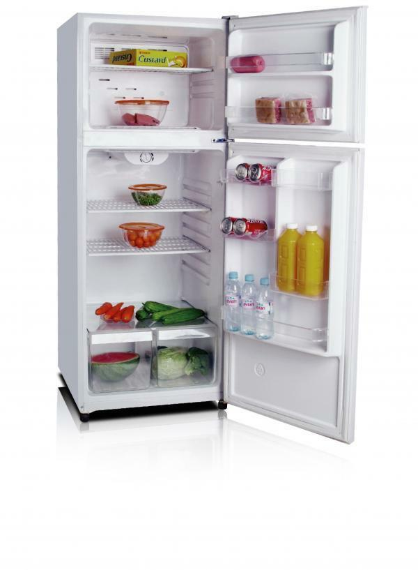 new midea 9 9 cu ft top freezer refrigerator apartment