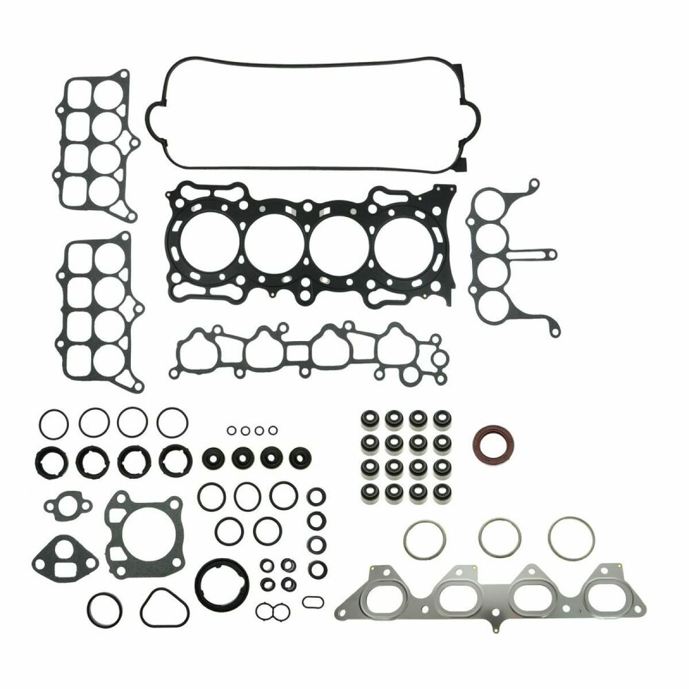 engine head gasket kit set new for honda accord prelude 2 2l