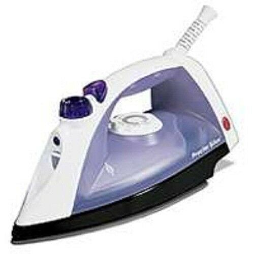 Non Electric Pressing Iron ~ New proctor silex easy press electric steam iron