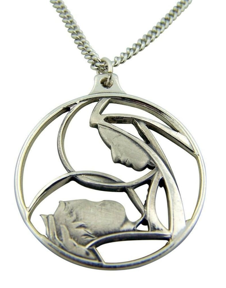 Fine jewelry creed sterling silver 1 cut out madonna for What is fine jewelry