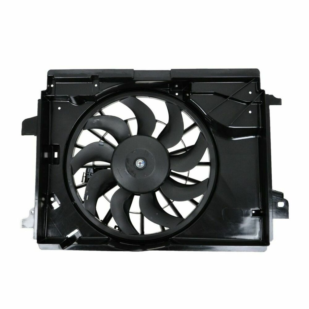 radiator cooling fan blade motor shroud 15819952 for chevy corvette cadillac xlr ebay. Black Bedroom Furniture Sets. Home Design Ideas