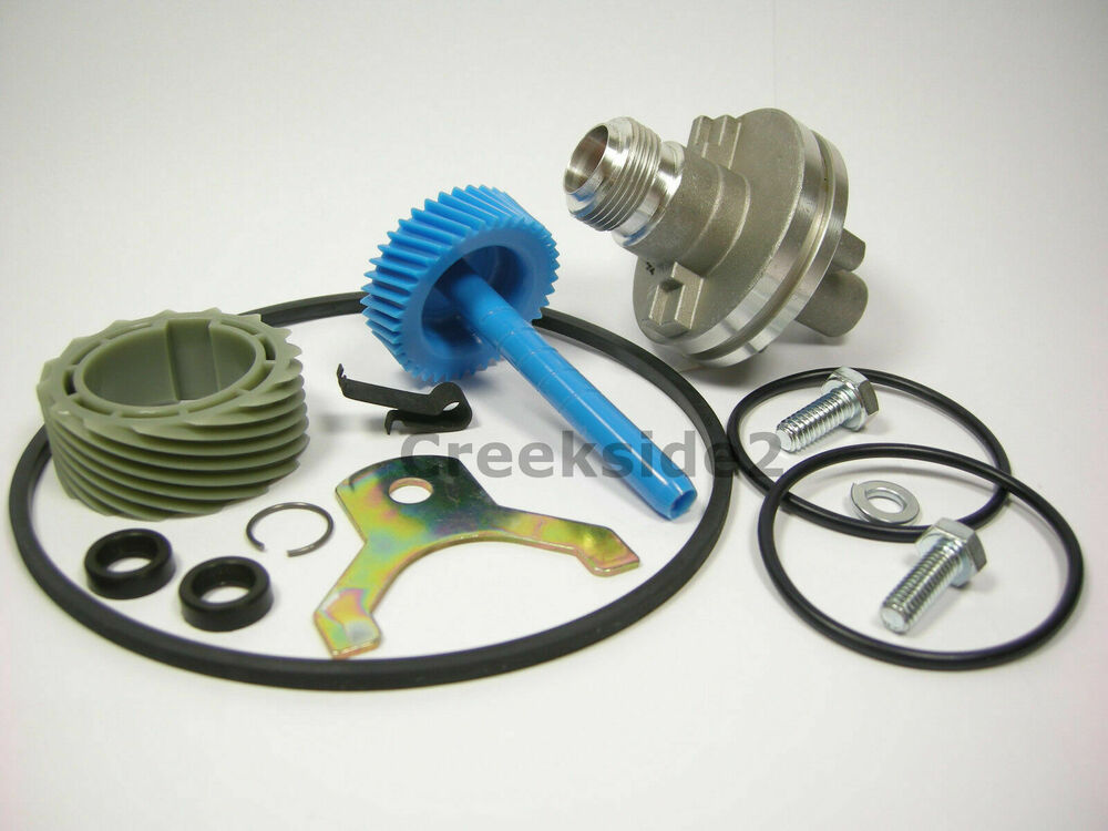 700R4 Speedo ELECTRIC TO MECHANICAL CABLE Conversion Kit Convert Speedometer  | eBay