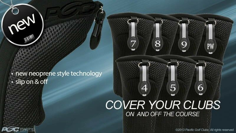 hybrid head covers complete 4 5 6 7 8 9 pw set thick golf. Black Bedroom Furniture Sets. Home Design Ideas