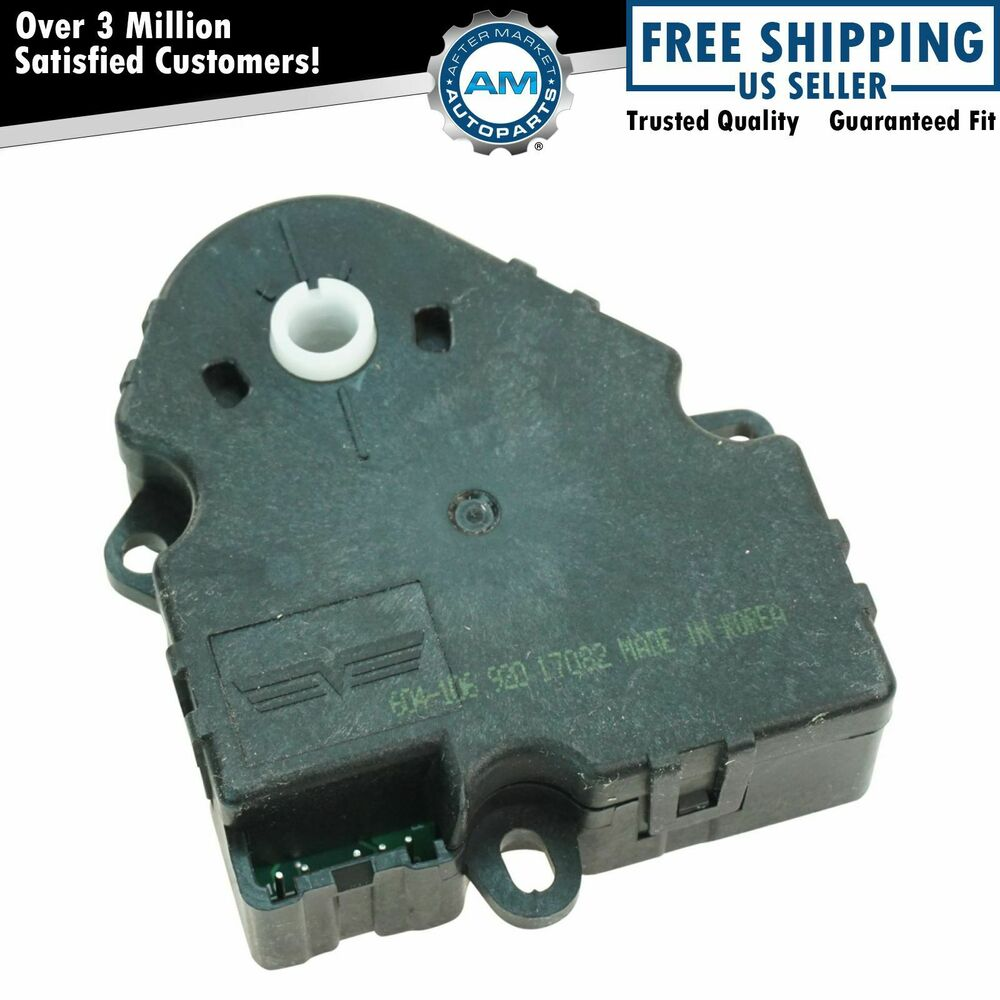 Dorman 604 106 Heat A C Ac Air Vent Blend Door Actuator