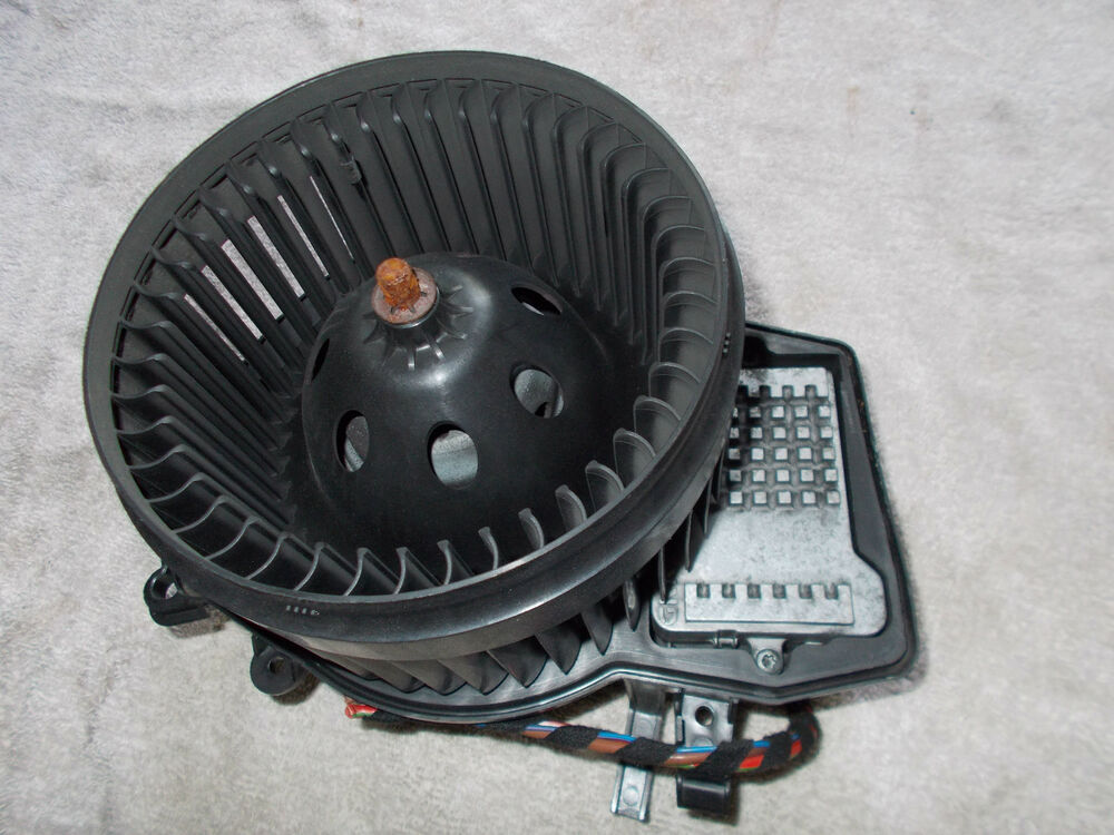 Heater Blower Fan : Mercedes w c class clk heater blower motor fan and