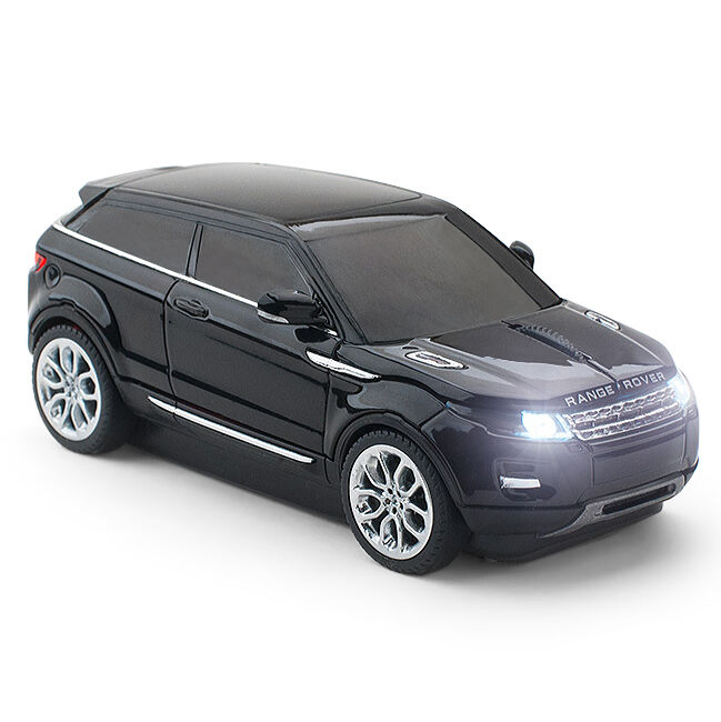 officiel range rover font voiture sans fil souris d 39 ordinateur noir ebay. Black Bedroom Furniture Sets. Home Design Ideas