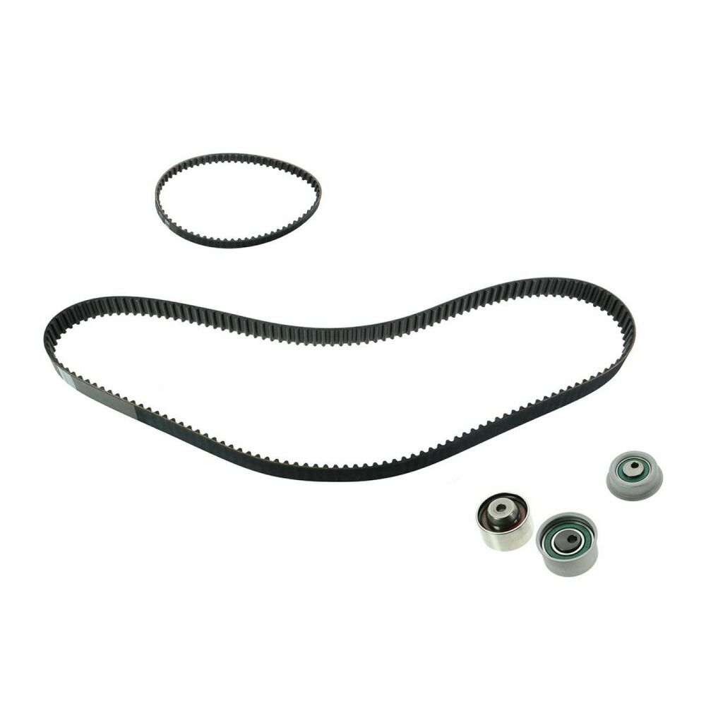 gates tck167 timing belt kit pulleys set for eclipse eagle