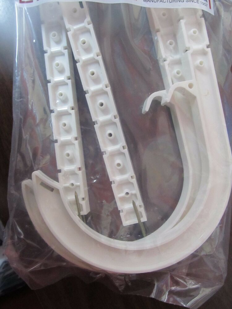 """Sioux Chief J Hook PVC Pipe Hangers 4"""" DWV #553-9WPK2 NEW ..."""