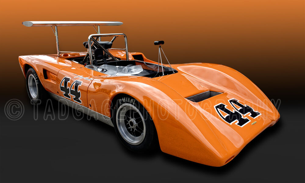 Vintage can am racers