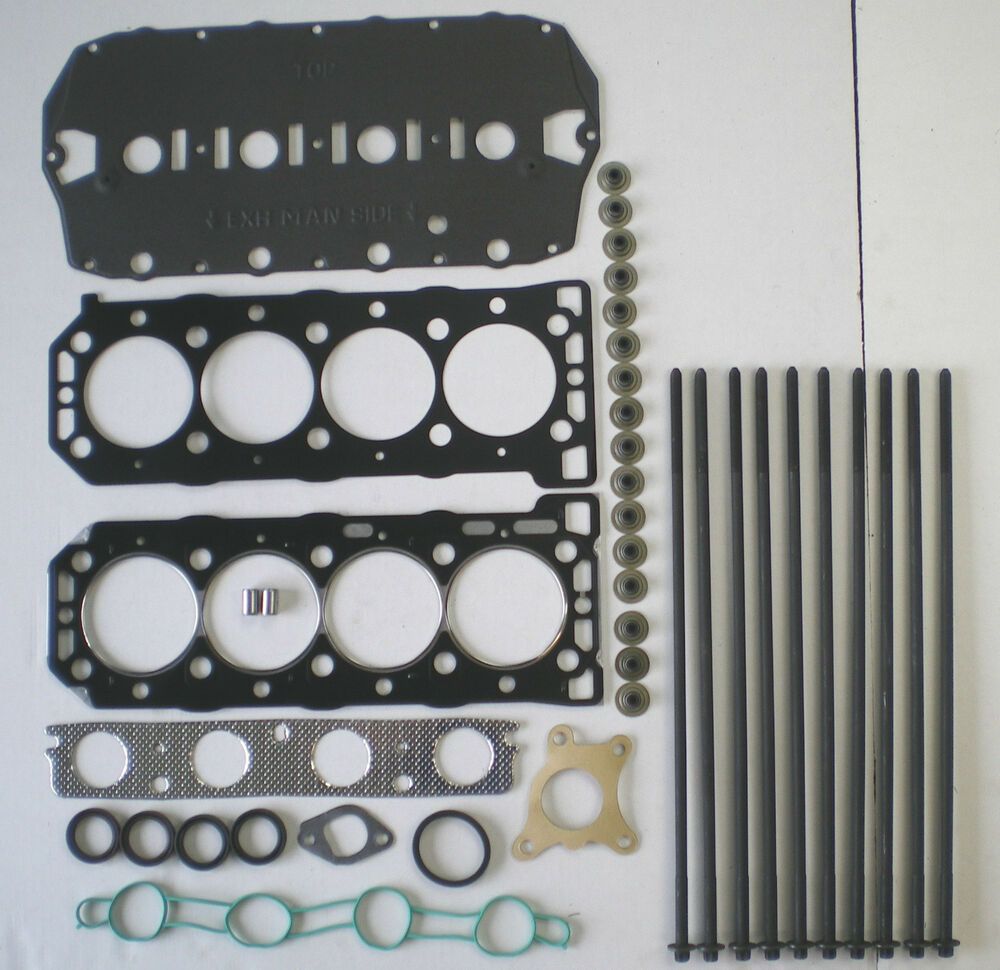 uprated head gasket set bolts fits rover 75 mgzt mgztt 1 8. Black Bedroom Furniture Sets. Home Design Ideas