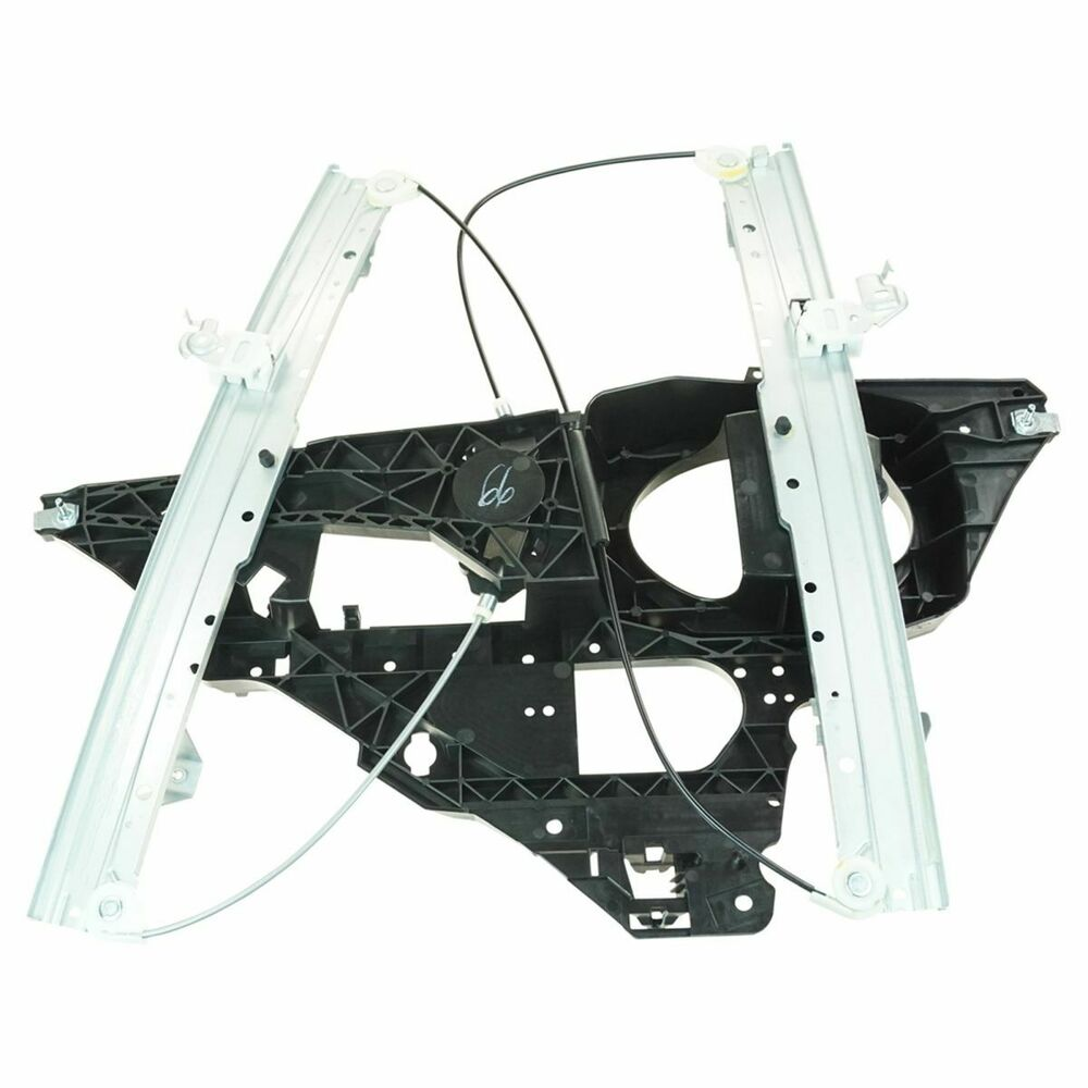 Front door power window regulator driver side left lh for for 03 lincoln ls window regulator