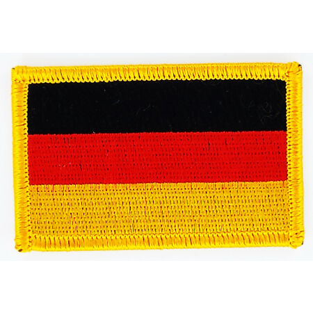 img-PATCH ECUSSON BRODE DRAPEAU ALLEMAGNE INSIGNE THERMOCOLLANT NEUF FLAG PATCHE