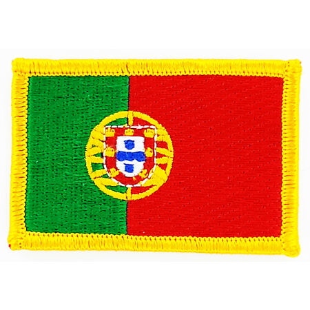 img-PATCH ECUSSON BRODE DRAPEAU PORTUGAL INSIGNE THERMOCOLLANT NEUF FLAG PATCHE