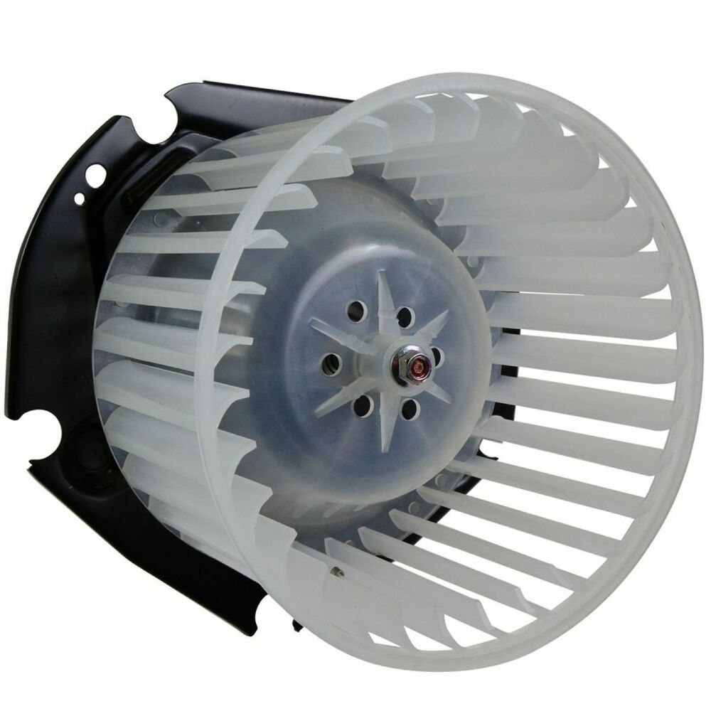 A/C Heater Blower Motor w/ Fan Cage for Pontiac Buick ...