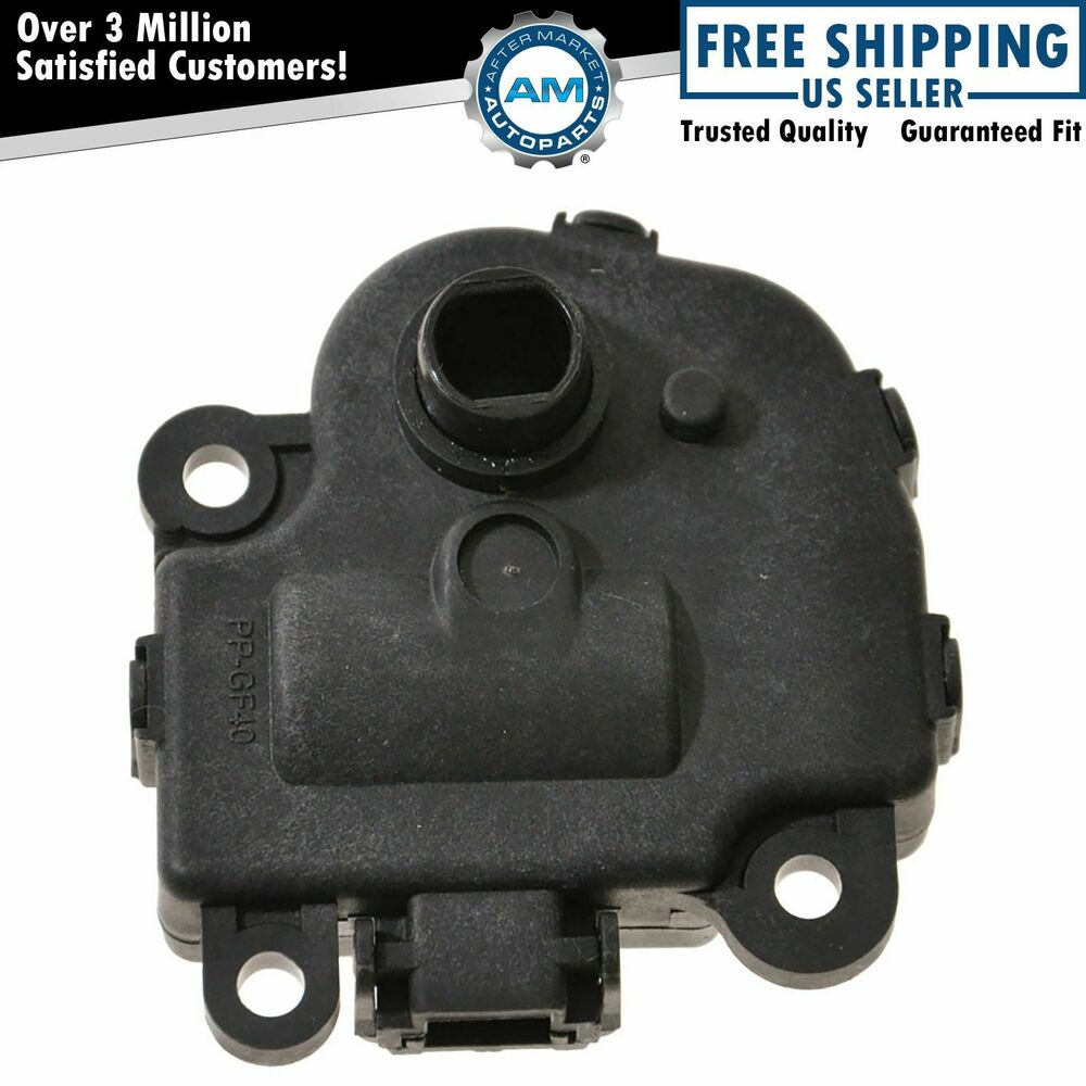 Air Inlet Temperature Door Actuator 15844096 For Chevy