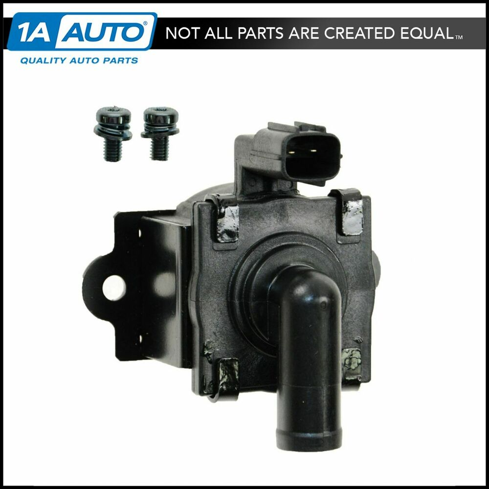 [How To Replace A Vent Solenoid 2008 Acura Tsx]