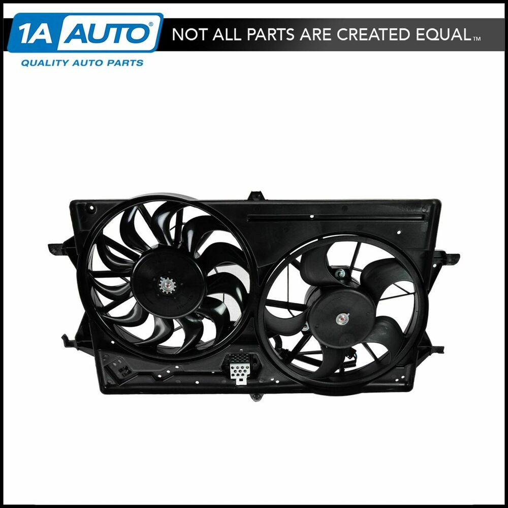 02 Cool Fan : Radiator cooling fan assembly for ford focus dohc
