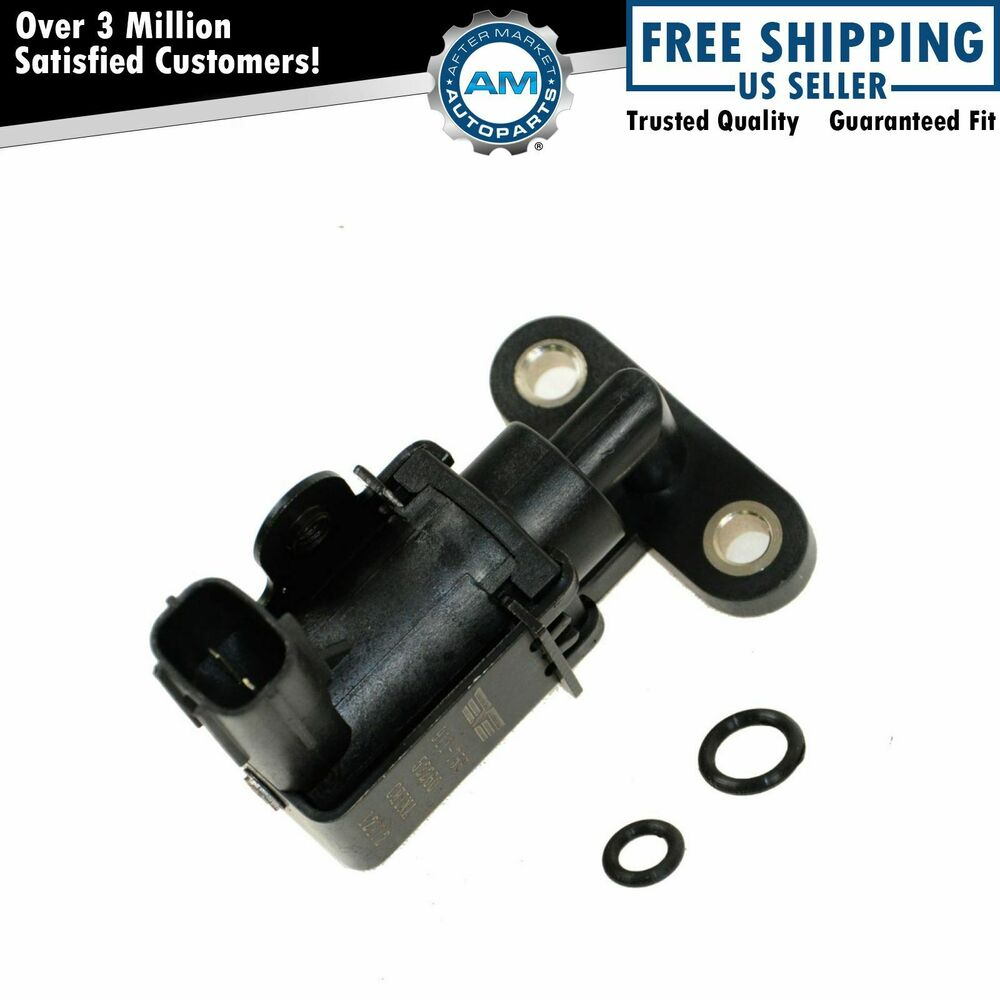 Evap canister bypass purge solenoid valve for 3 2cl 3 2tl for P1456 honda accord