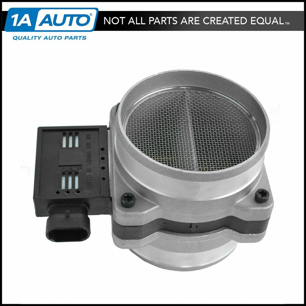 how to change mass air flow sensor
