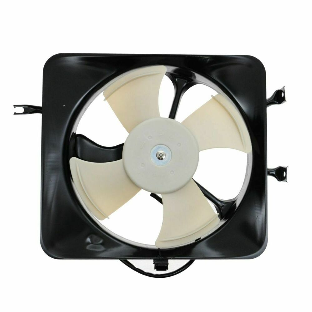 Radiator AC A/C Condenser Cooling Fan & Motor For 94-01