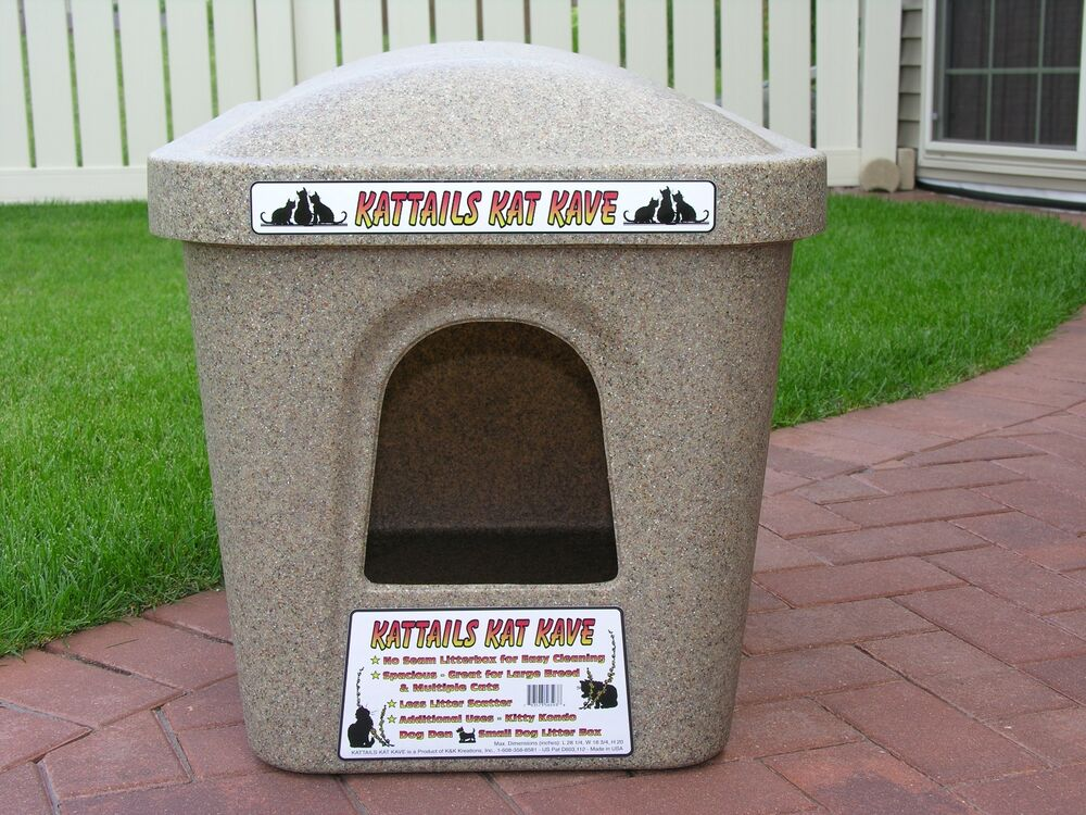 Extra Large Automatic Cat Litter Box