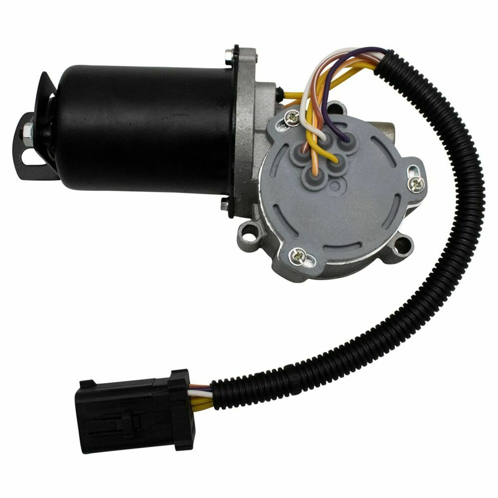 Transfer case shift motor actuator for ford f150 pickup for Motor for ford f150
