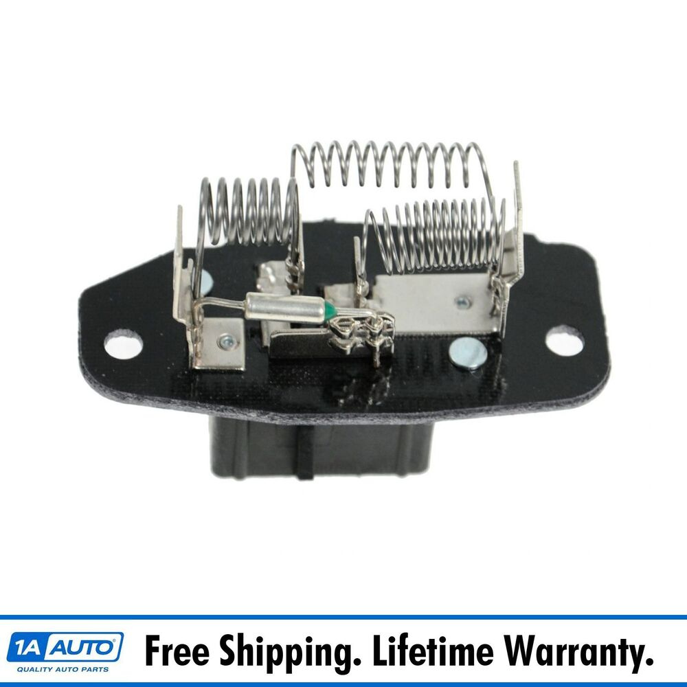 heater blower motor resistor ac air conditioner for ford