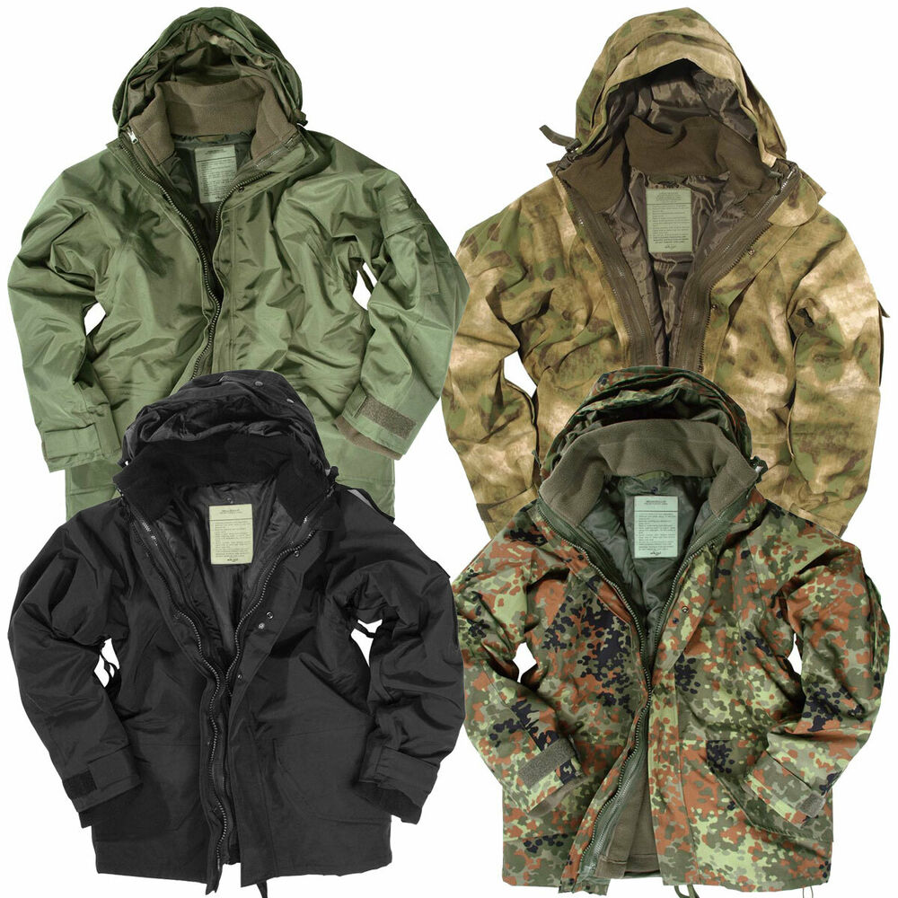 n sseschutz jacke mit fleecejacke s 3xl us army winter. Black Bedroom Furniture Sets. Home Design Ideas