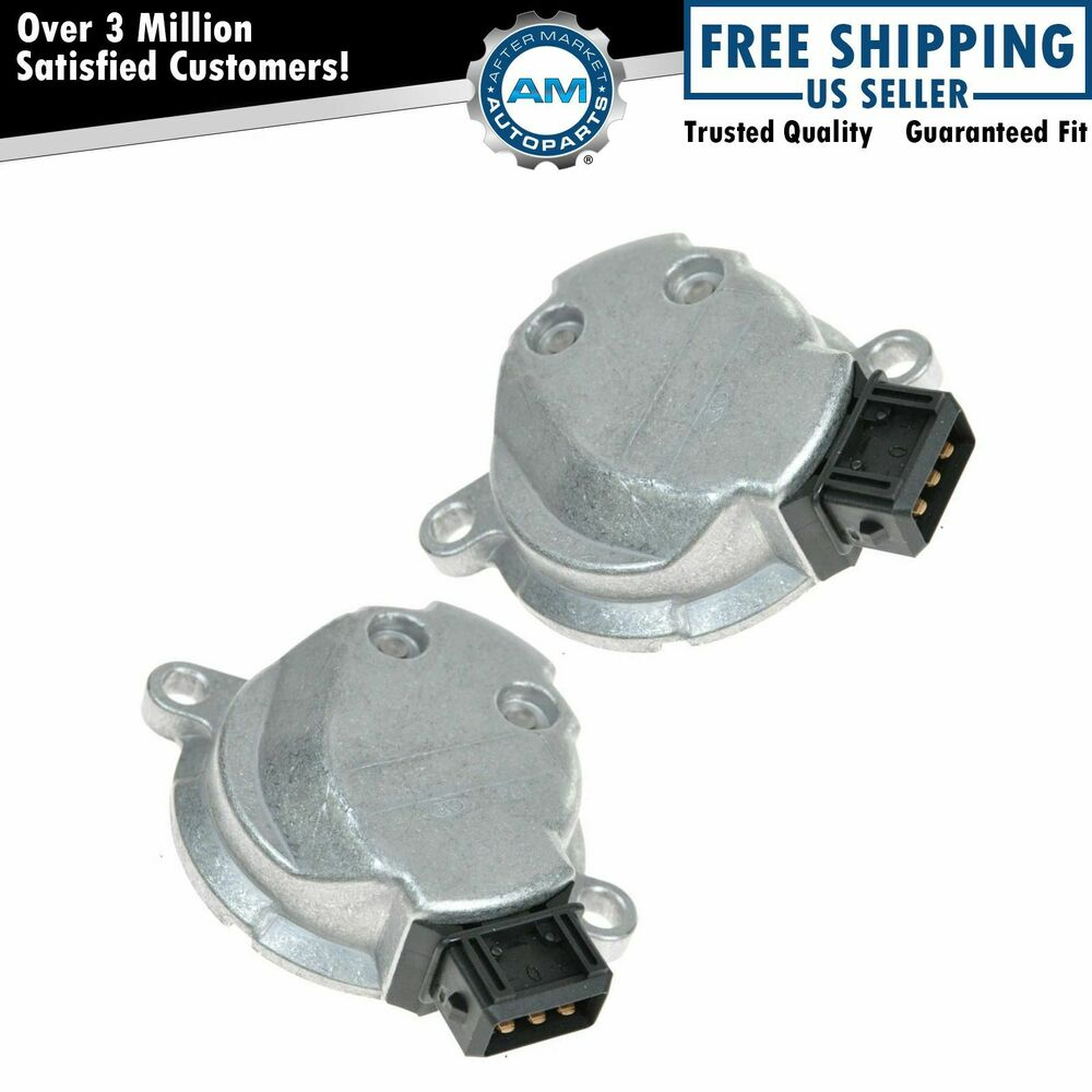 Camshaft Cam Position Sensors Pair Set for Volkswagen ...