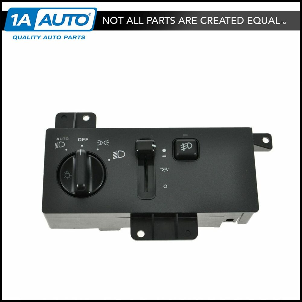 Automatic headlight switch for jeep grand cherokee w